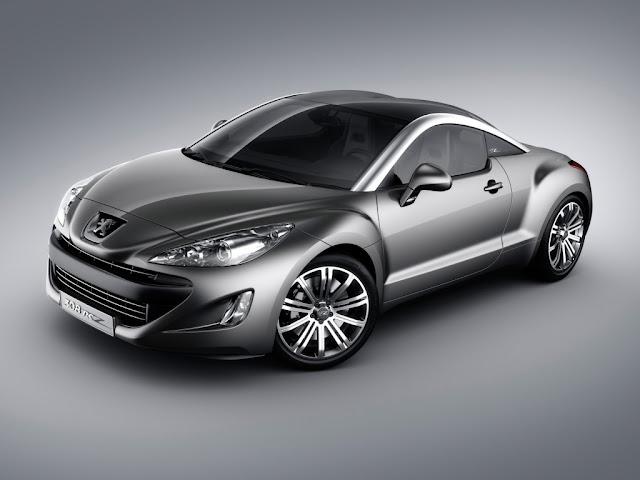 Peugeot RCZ Offers