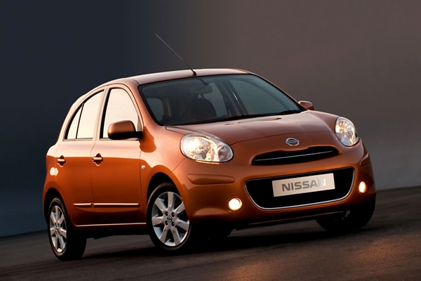 nissan march 2011 micra 1