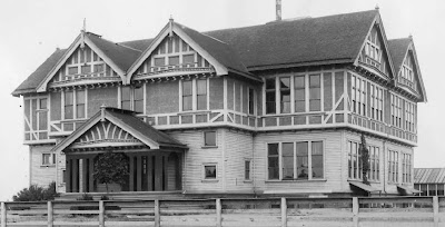 Original Lowell Elementary School, Capital Hill, Seattle, circa 1911