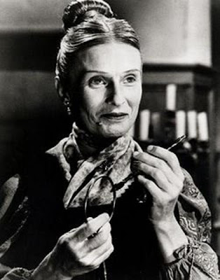 Frau Blucher in Young Frankenstein