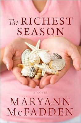 This Week's Contest! Win a copy of The Richest Season by Maryann McFadden!