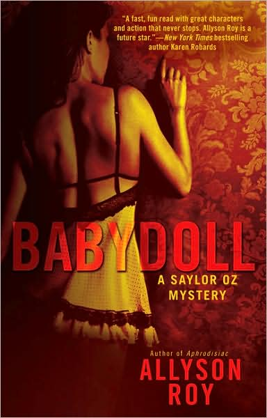 Review, Blog Tour & Giveaway: Babydoll by Allyson Roy