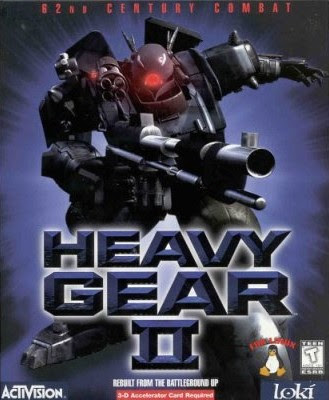 Heavy Gear 2 - Download Completo (Full Version)