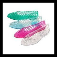 efb05569b884 Summer Styles  Jelly Shoes