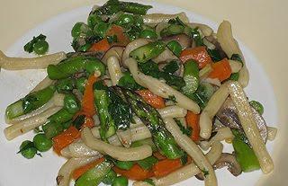 Food Hunter S Guide To Cuisine Penne Alla Primavera My Submission For Presto Pasta Nights
