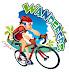 自転車チーム Wanderers ロゴマーク