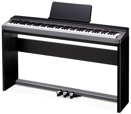 casio px330 privia digital piano reviews