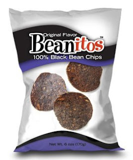 Food Fads Black Bean Chips