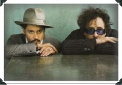 Tim Burton Friends