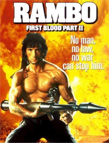 Descargar: Rambo 2 / II - First Blood Part II / Acorralado [Excelente