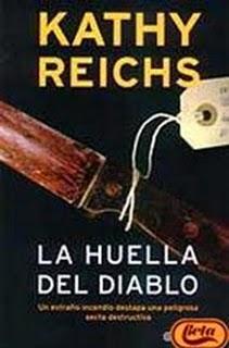La Huella Del Diablo – Reichs Kathy