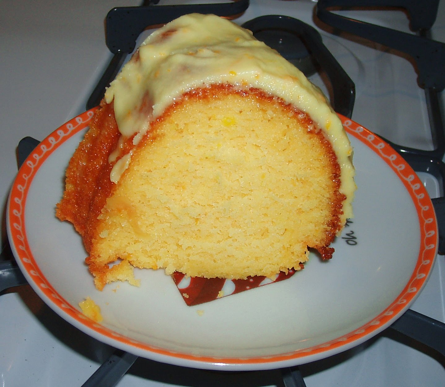 The Pastry Chef's Baking: Orange Buttermilk Cake