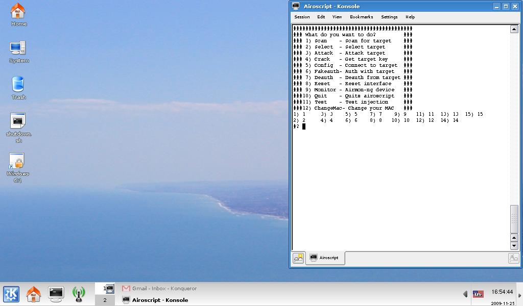 installer aircrack-ng sur windows
