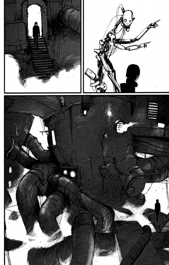 Blame! chapter 56 trang 26
