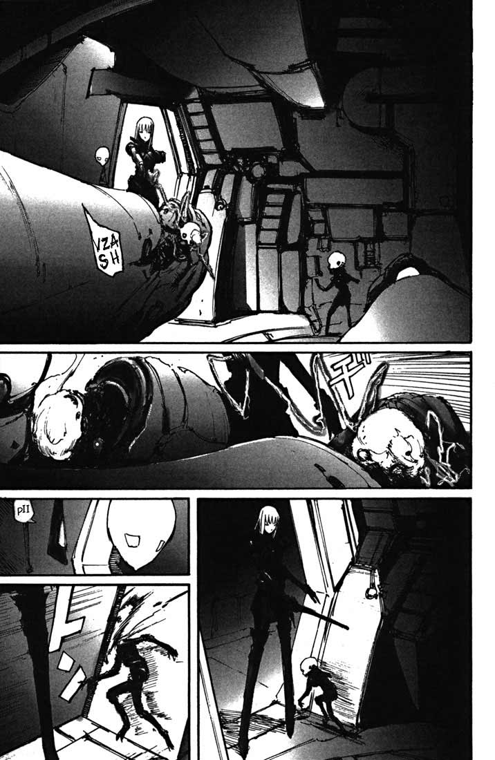Blame! chapter 48 trang 3