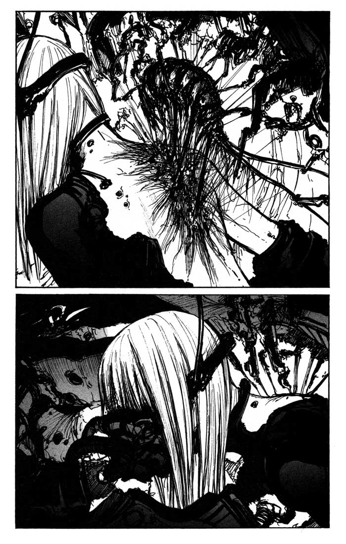 Blame! chapter 40 trang 3