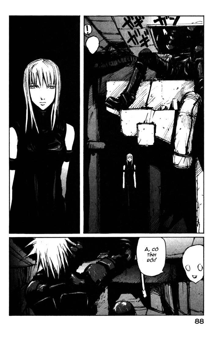 Blame! chapter 40 trang 12