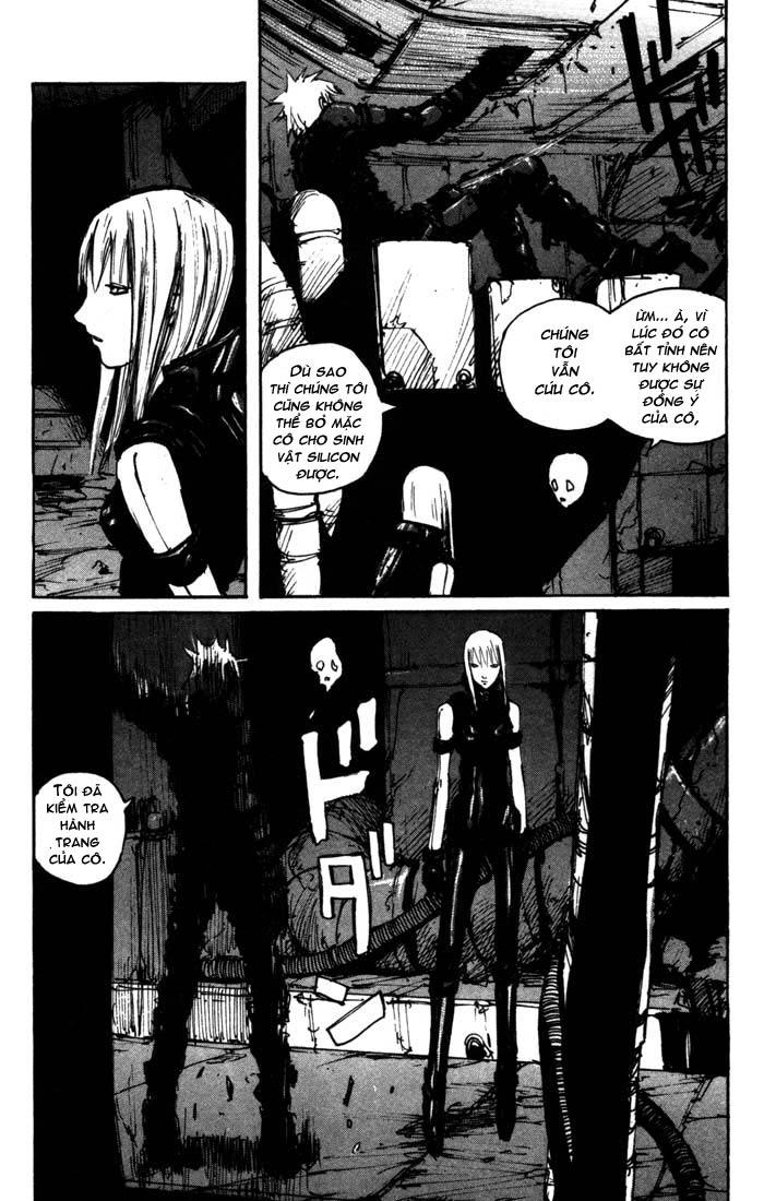 Blame! chapter 40 trang 15