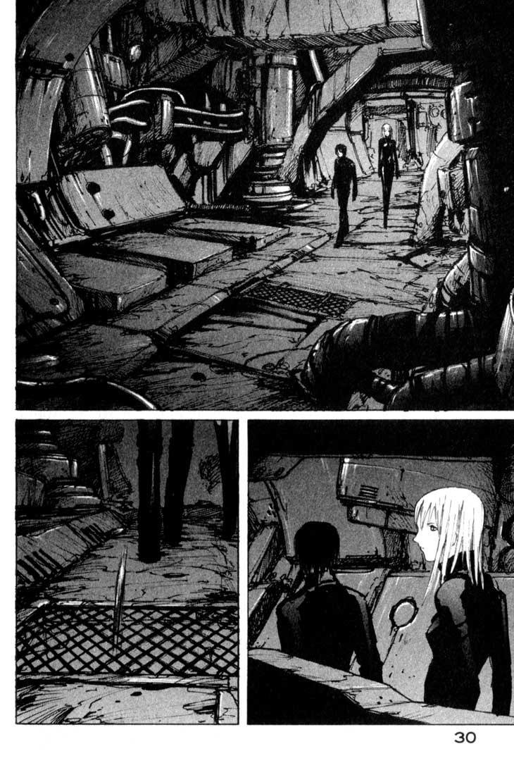 Blame! chapter 38 trang 30