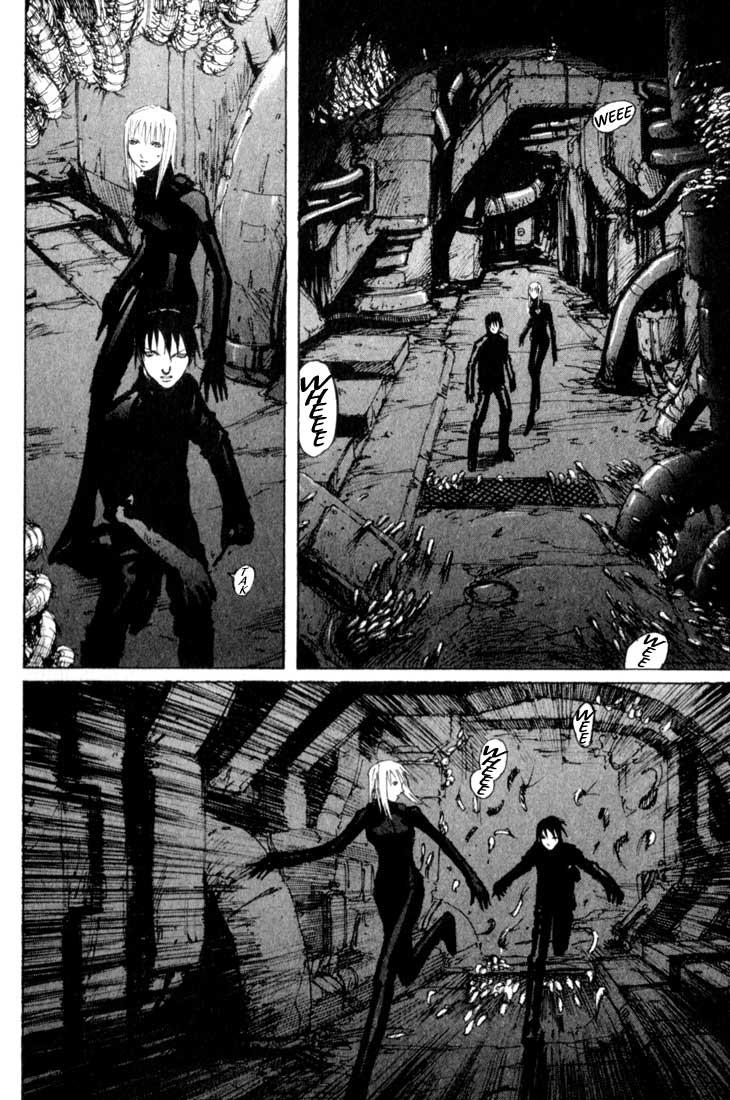 Blame! chapter 38 trang 32