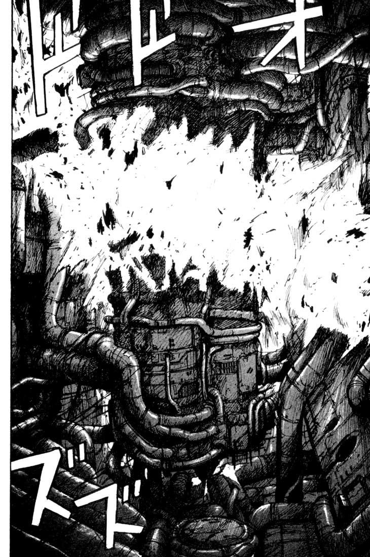 Blame! chapter 38 trang 42