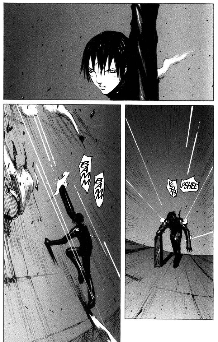 Blame! chapter 30 trang 22