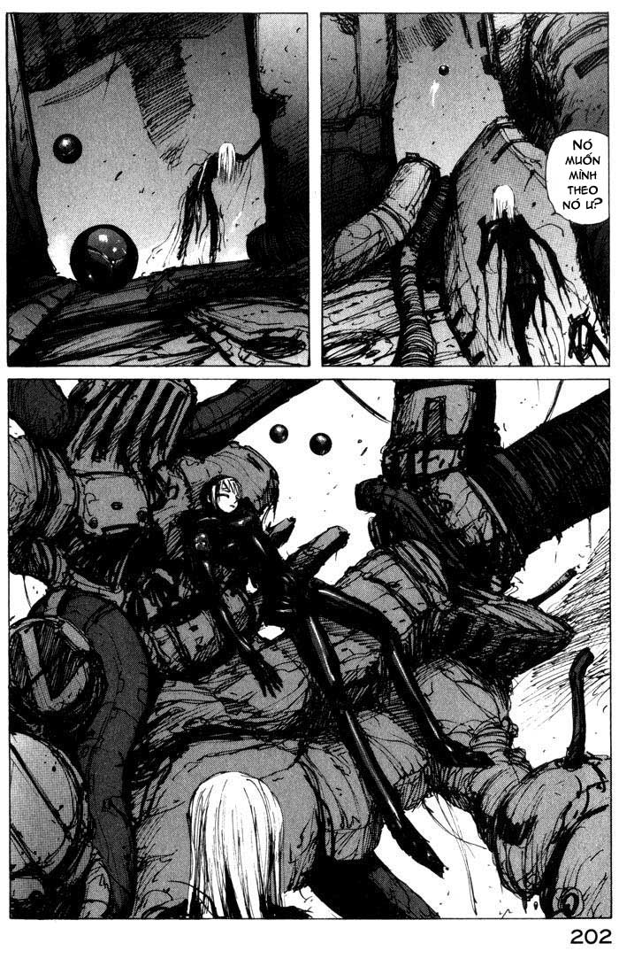Blame! chapter 30 trang 25