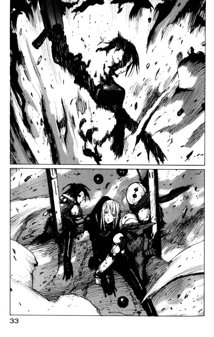Blame! chapter 32 trang 5