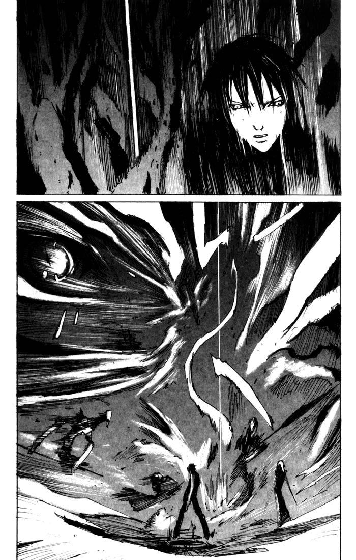 Blame! chapter 32 trang 4