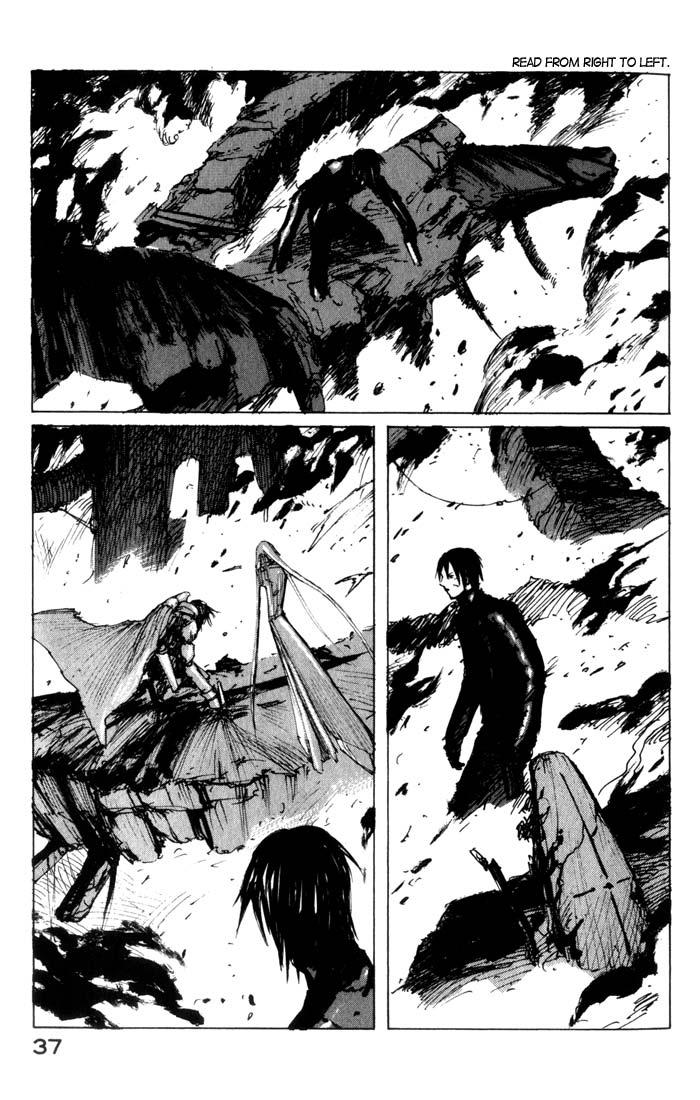 Blame! chapter 32 trang 9