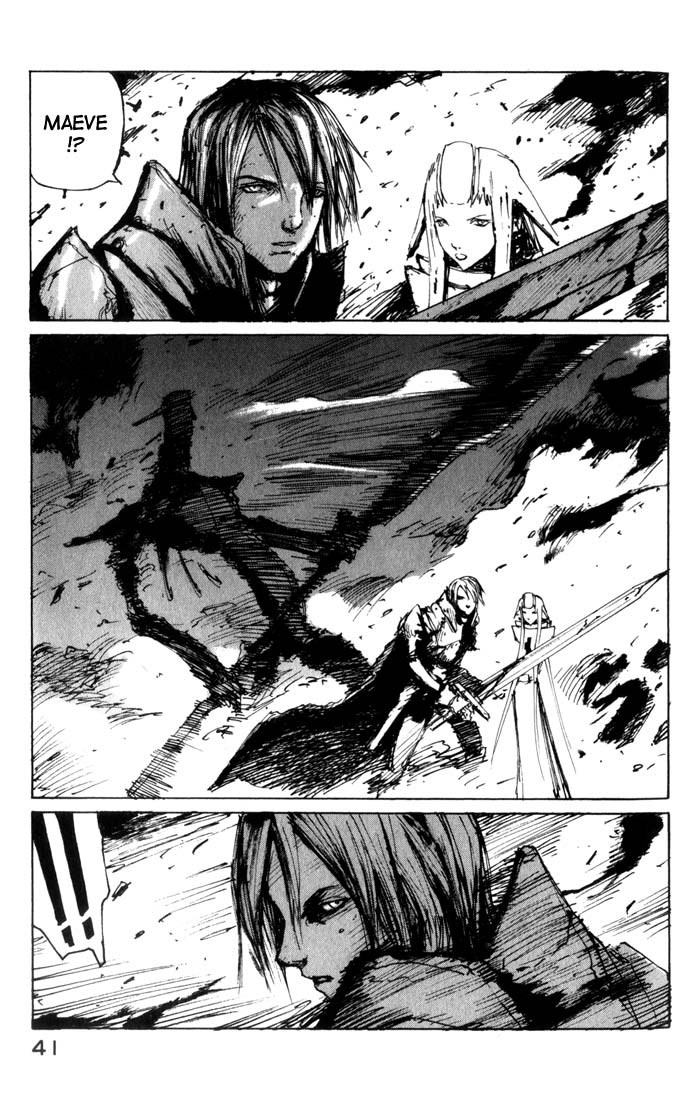 Blame! chapter 32 trang 13