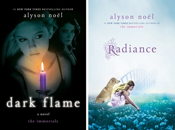 RADIANCE BY ALYSON NOEL DOWNLOAD