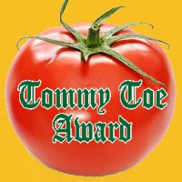 Tommy Toe award