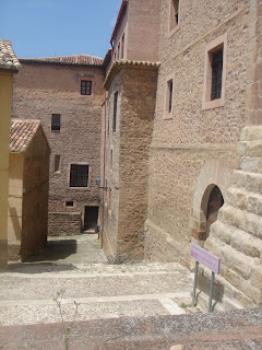 Plaza del convento de Santa Clara