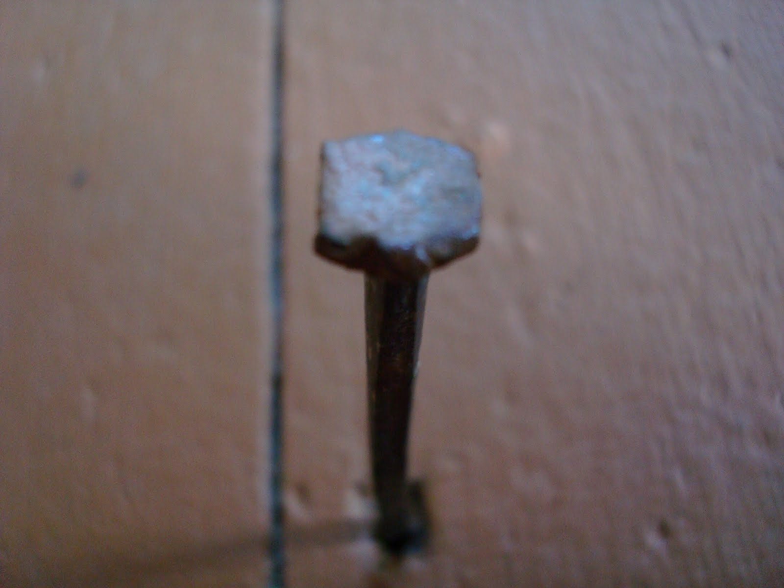 Antique Square Cut Nails