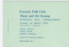 Folk Club Ticket