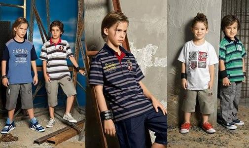 Resultado de imagem para moda infantil masculina 2017