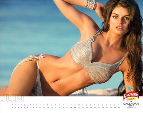 Kingfisher Bikini Calendar   HQ Photos  stills