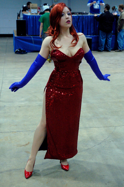 Sex And Comics: Jessica Rabbit Cosplay