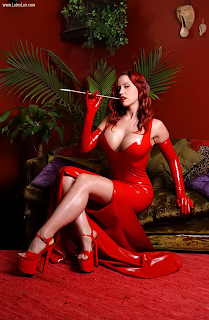 Sex And Comics Jessica Rabbit Cosplay