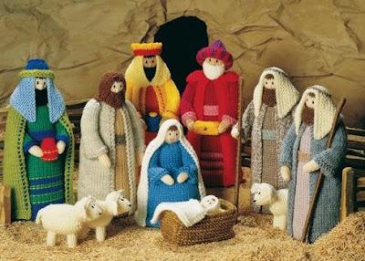 Free Pinterest Nativity Crochet Patterns | Gourmet Crochet ... | 286x400