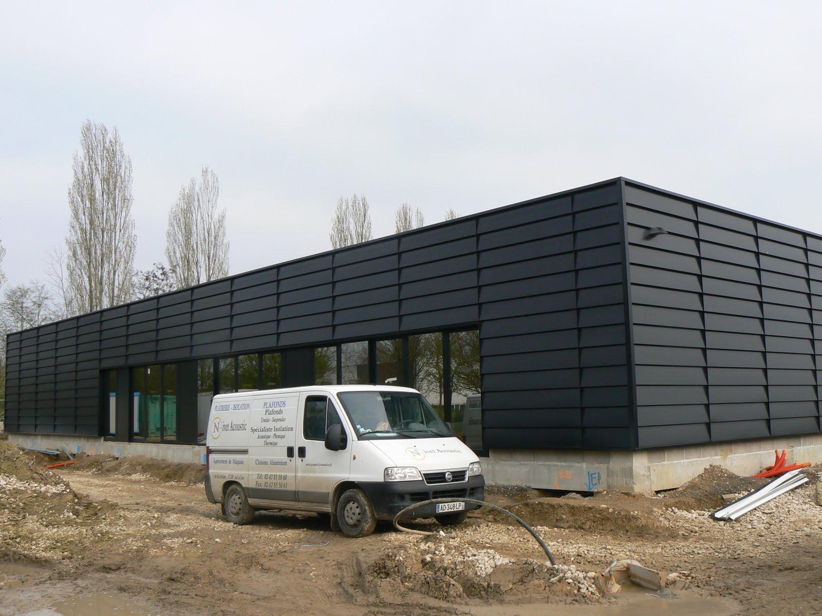 notre dame d 39 o tours plus construit un d p t pour la collecte des d chets au nord. Black Bedroom Furniture Sets. Home Design Ideas