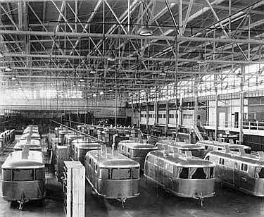 Tulsa Gal: Spartan Aircraft- Trailercoaches