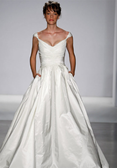 "Priscilla of Boston-Denver: ""2011 Trends: Wedding Dresses ..."