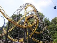 Loch Ness Monster - Busch Gardens