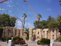 Goliath - Six Flags Magic Mountain