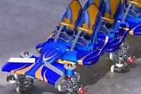 Ring Racer - World's Fastest Roller Coaster