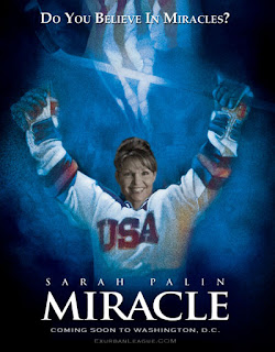Do You Beleive in Miracles - Sarah Palin
