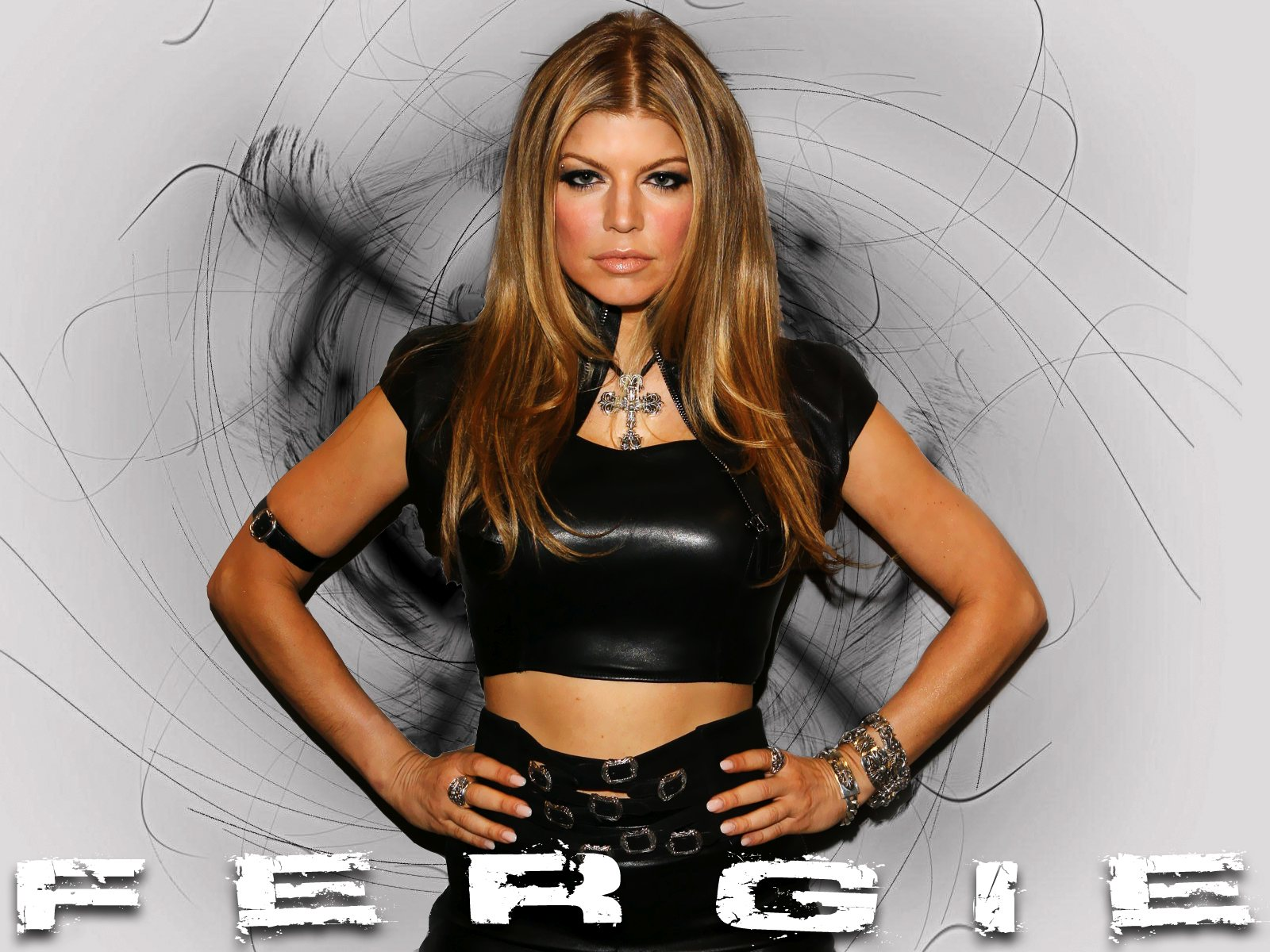 Alpha Kinky Wallpapers: Fergie