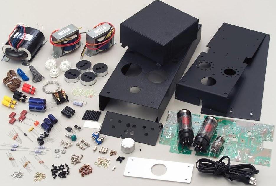 diy audio projects hi fi blog for diy audiophiles elekit single ended 6l6 tube amp kit. Black Bedroom Furniture Sets. Home Design Ideas